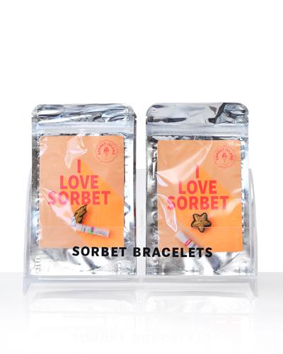 Packaging marque Sorbet Bracelet