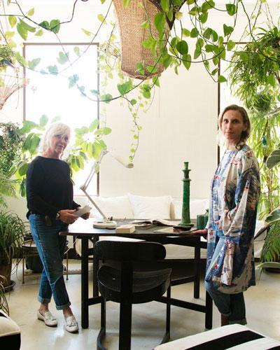 Honore par Annick et Ingrid Lestrohan