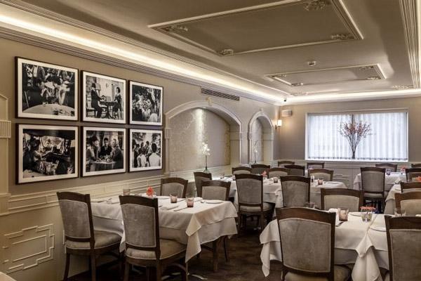 Les restaurants de Chloé Artusi