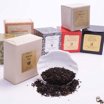 Le shopping de Chloé Mittal Tea Shop