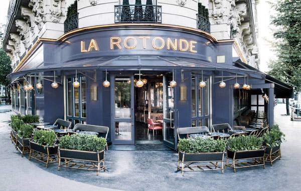Carnet d'adresses de Danielle à Paris La Rotonde»